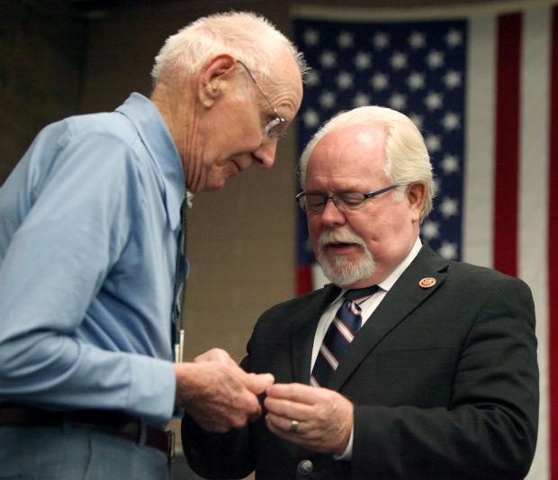 Pearl Harbor veteran honored in Tucson