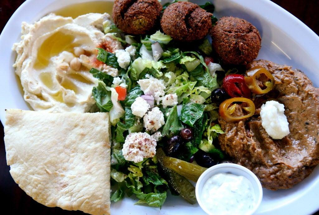 ZA'ATAR Mediterranean Restaurant