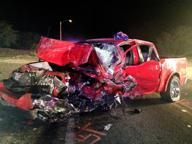 Rio Rico collision kills 2 - a driver and 2-year-old boy in 2nd vehicle