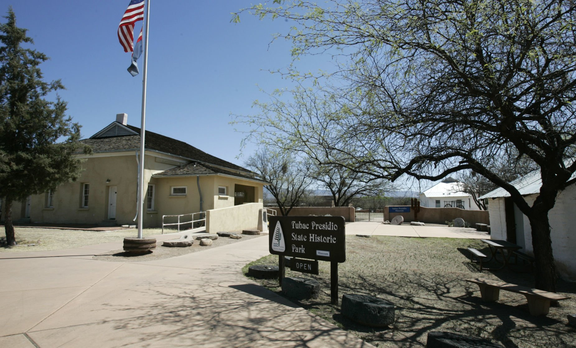 Blame packrats and bureaucracy: Part of Tubac Presidio has been closed for months