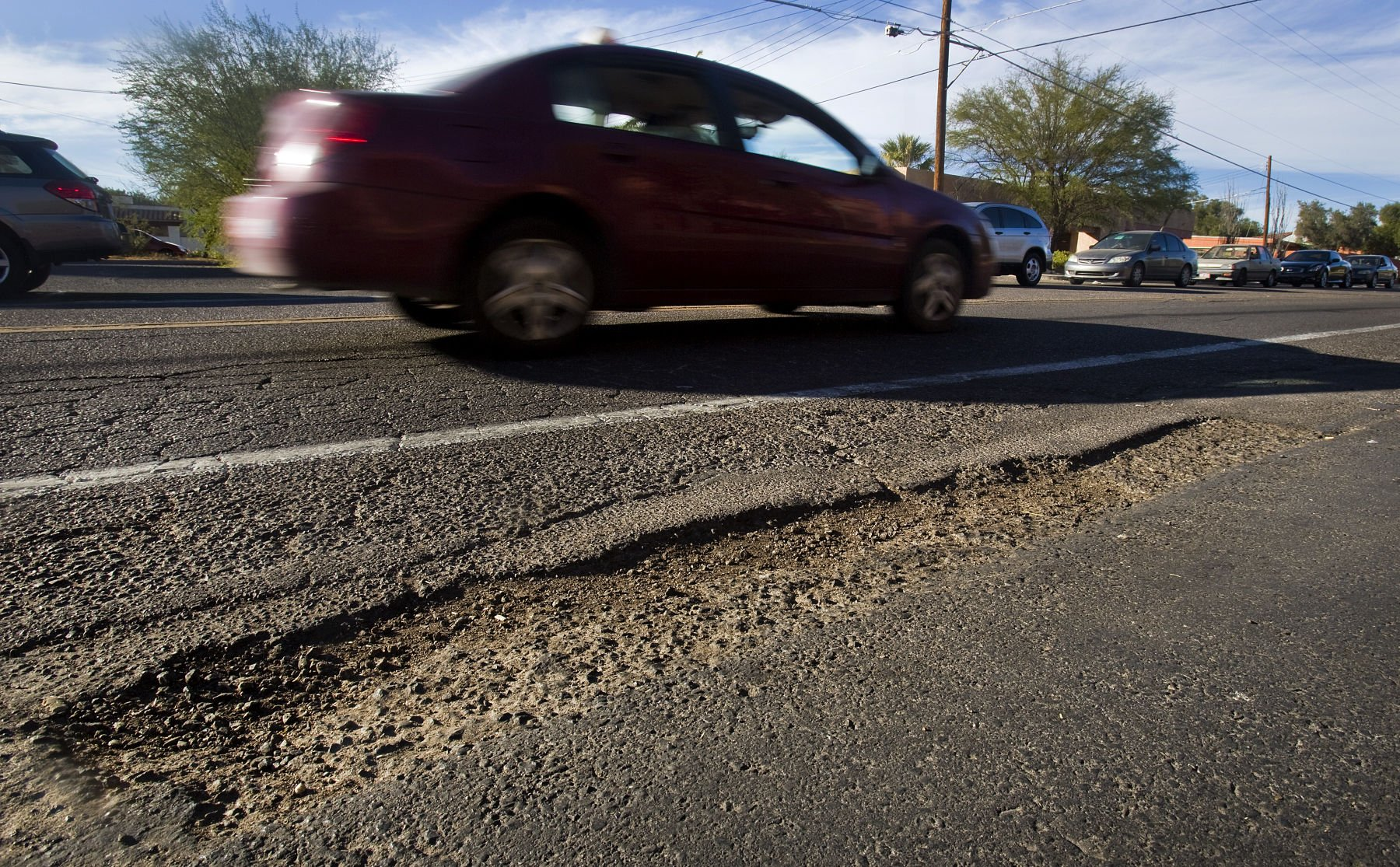 Tucson potholes Weu0027re No 1 u2014 in