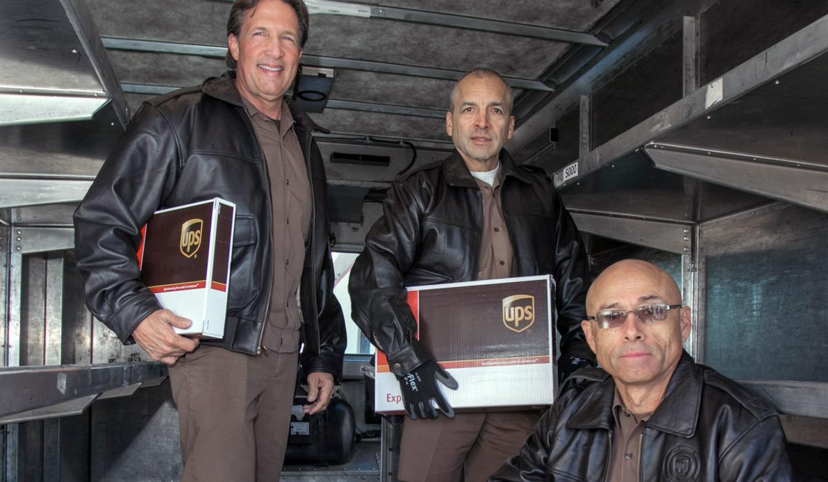 Accident-free UPS drivers