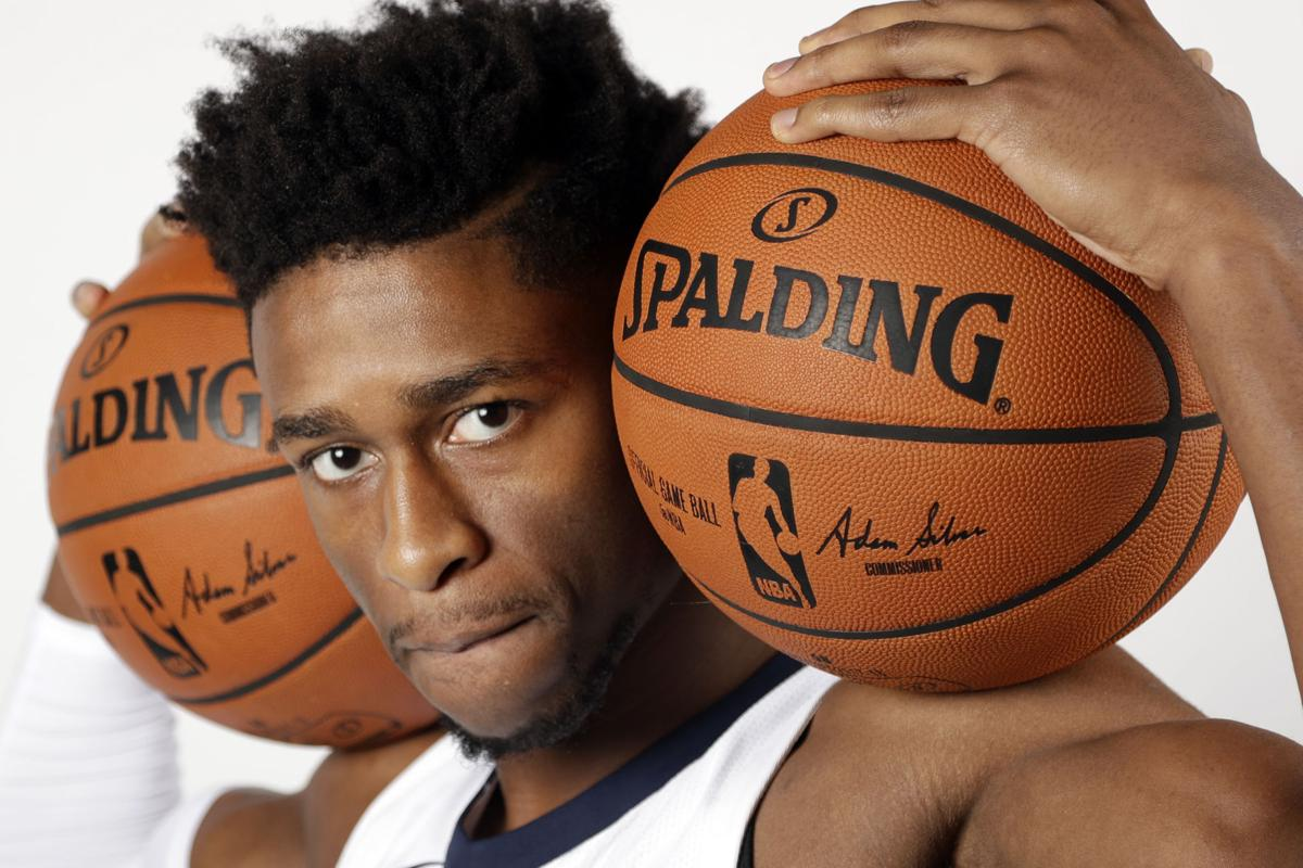 Kobi Simmons, Memphis Grizzlies (two-way deal with G League) (copy)