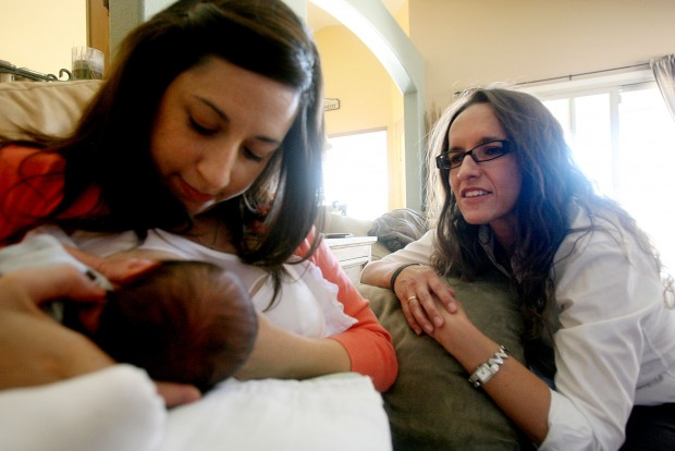 Mama's Latte aids nursing moms