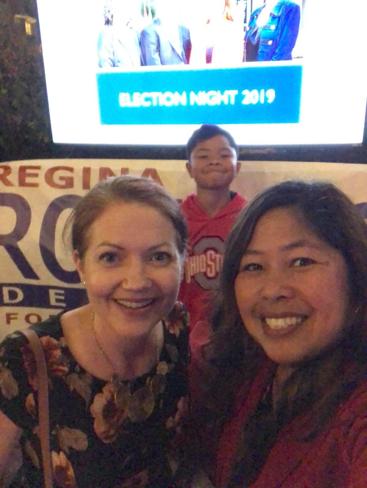 LeighAnn Rangel Sotomayor and Daisy Rodriguez Pitel