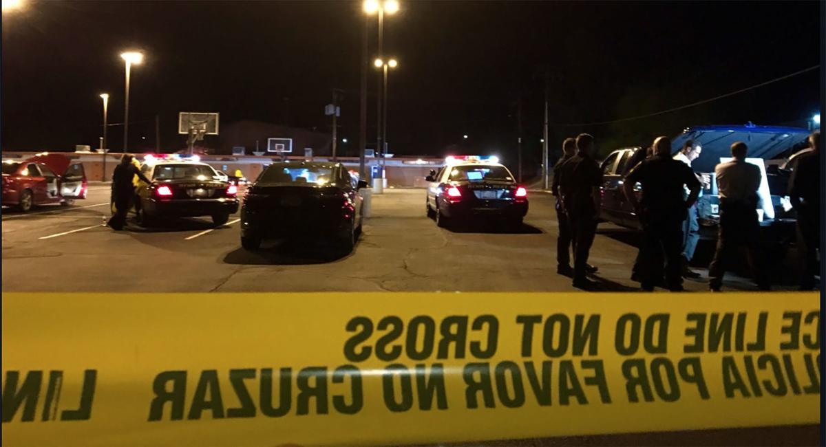 Man shot and killed near Tucson church