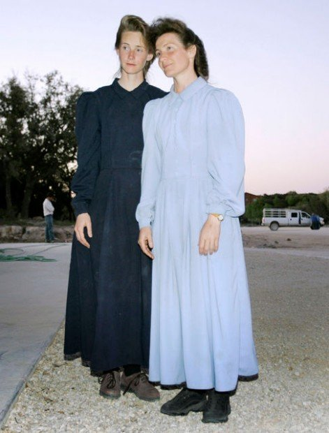 Polygamist Pioneer Style Outfits Have People Talking