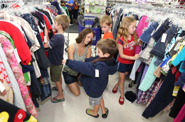 Centsible Mom: Back-to-school strategies