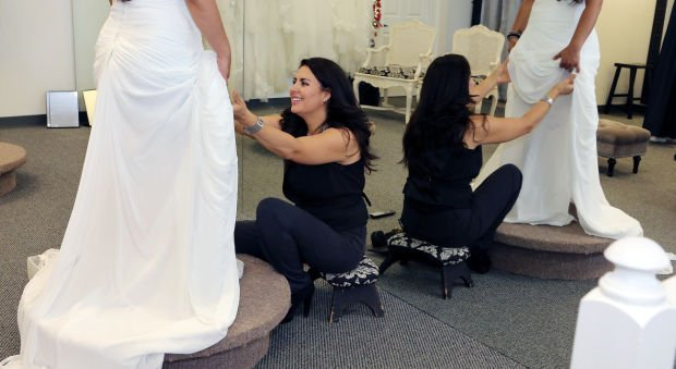 Laura\'s Bridal open in new, bigger location | News About Tucson and ...