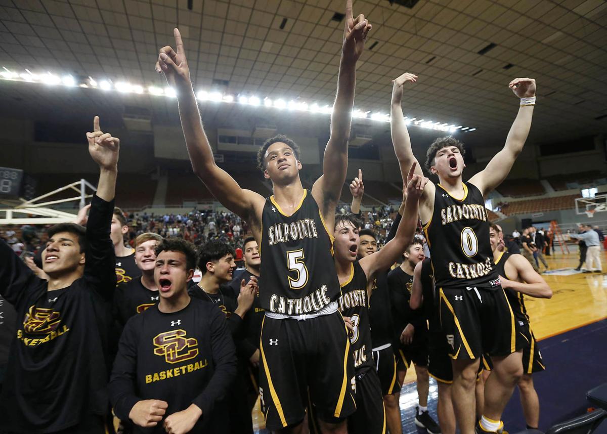 Salpointe wins 2020 4A State Boys Basketball Championship