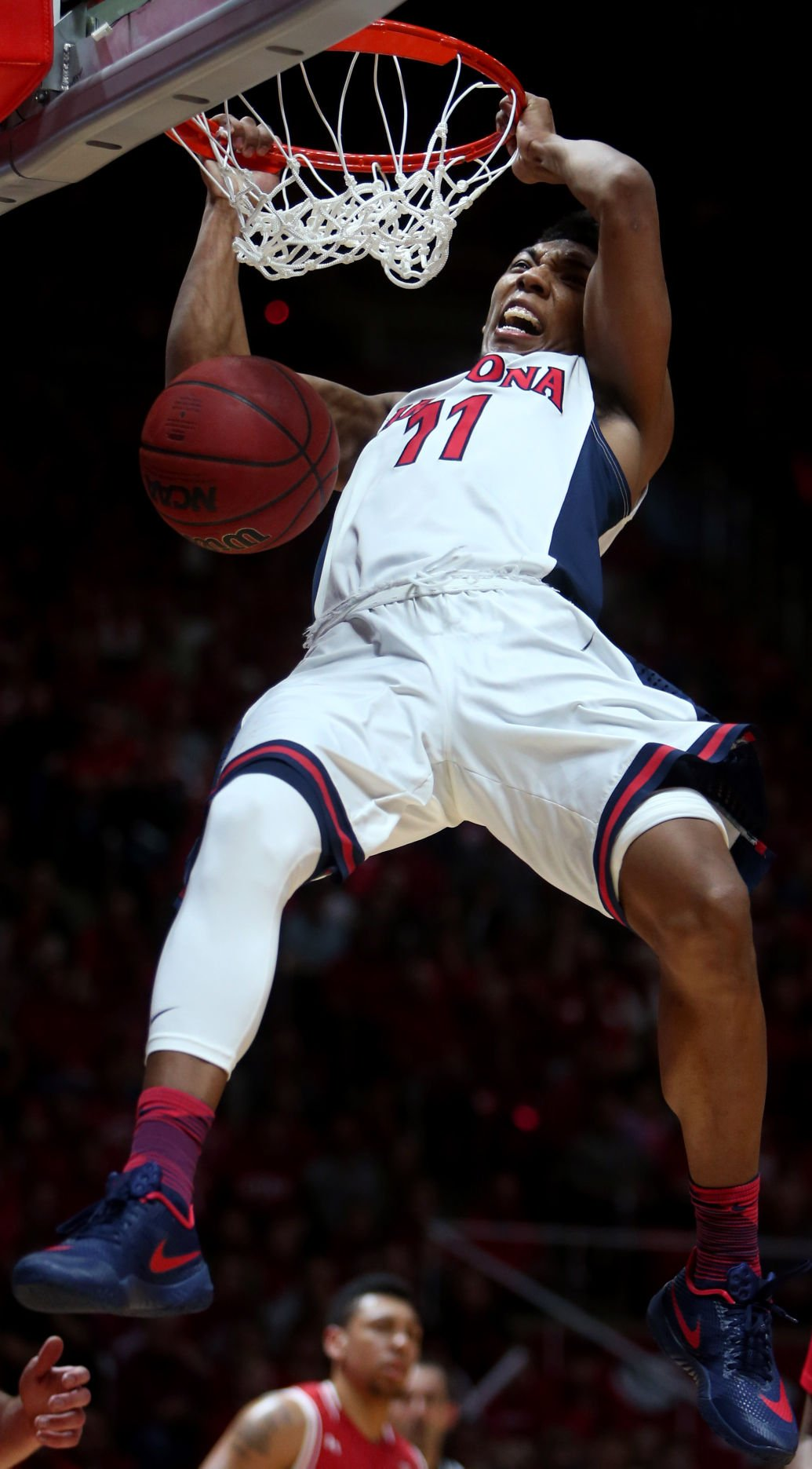 No. 9 Arizona vs. No. 22 Utah