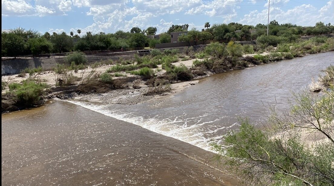 Rillito River live stream