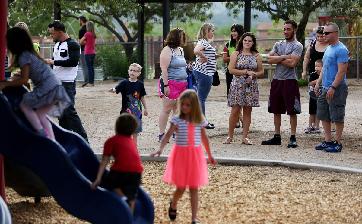 First day of school for Vail School District