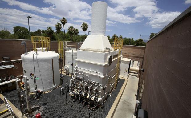 Randolph Park Wastewater Plant