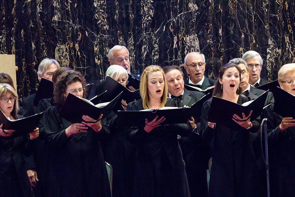 Arizona Repertory Singers Winter Concerts