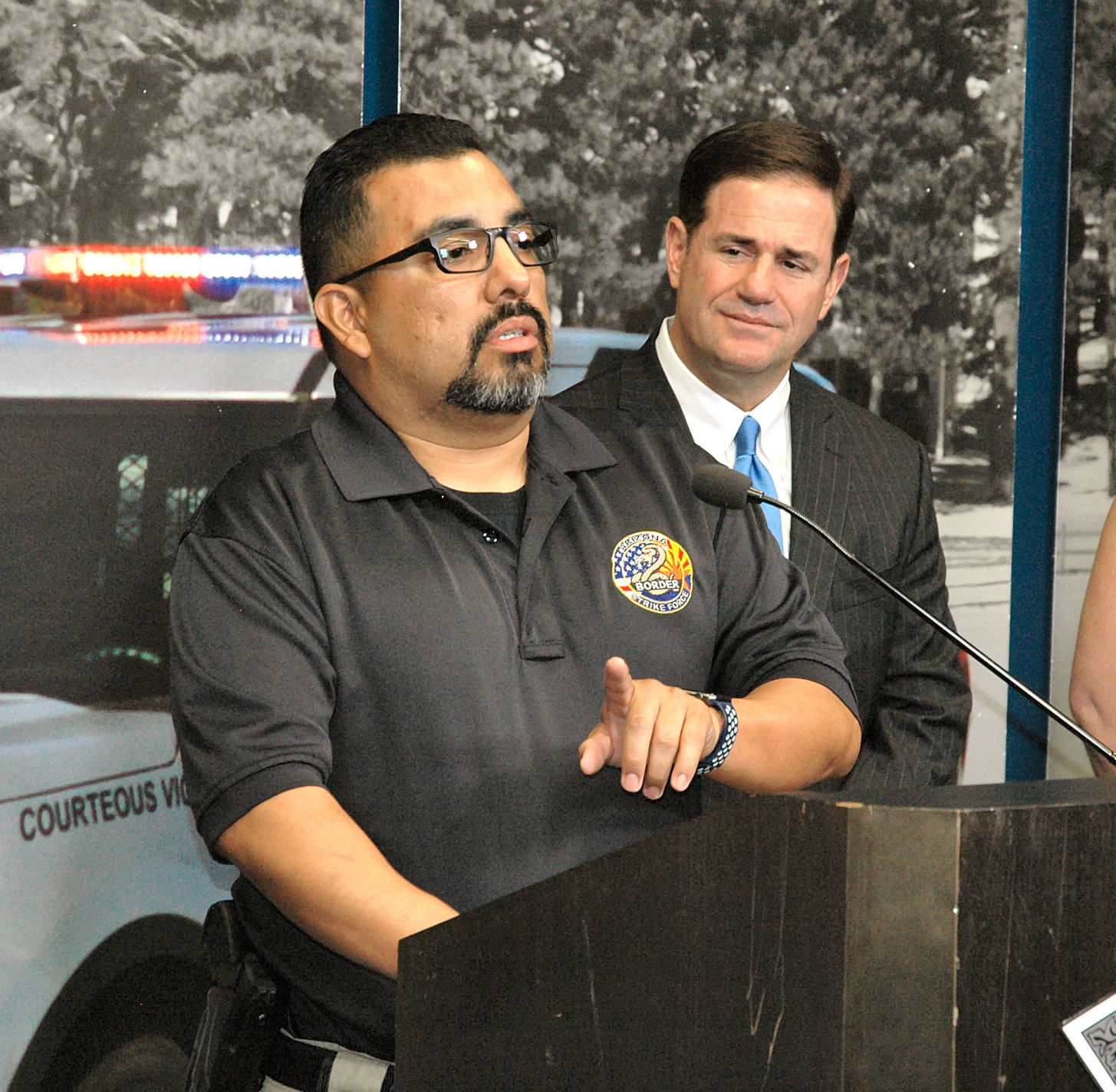 Despite no drop in overdoses, Gov. Doug Ducey says progress being made against Arizona opioid crisis | Tucson.com
