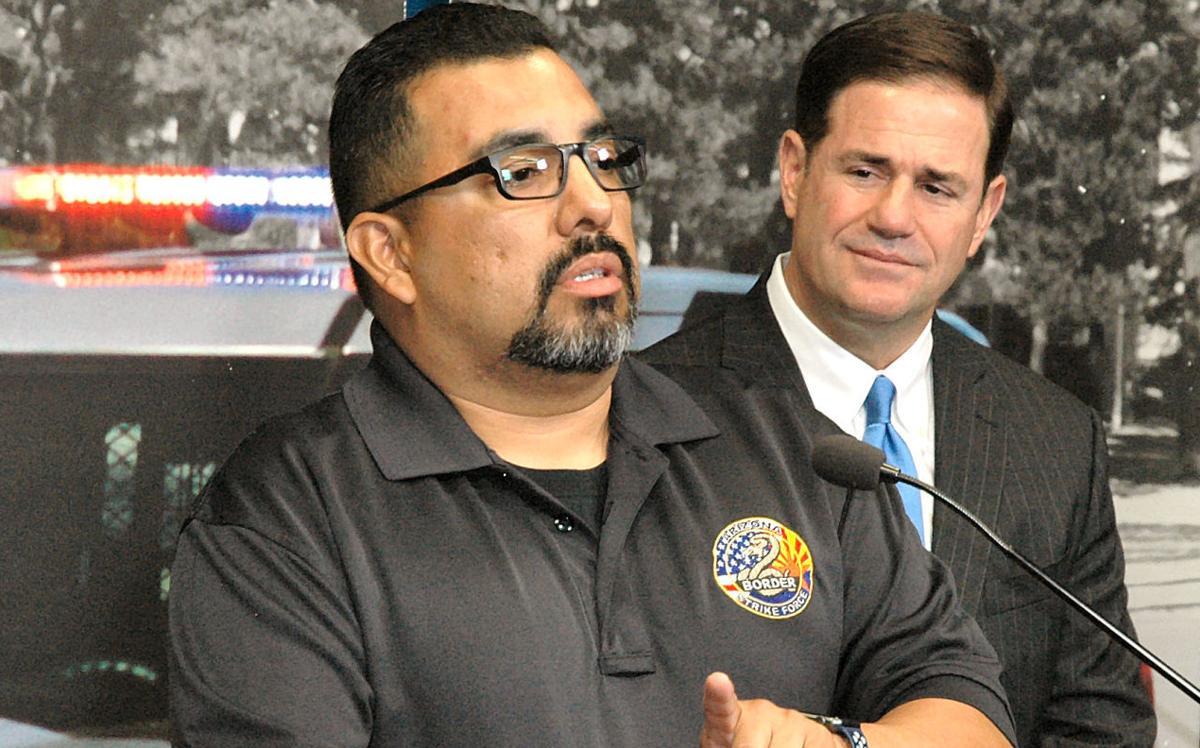 DPS Detective Tony Morales