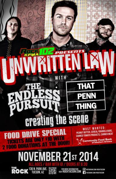 The Rock - Unwritten Law