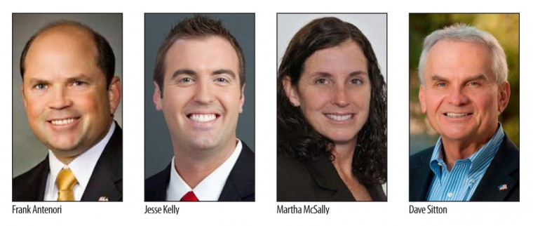 CD8 Republican Candidates