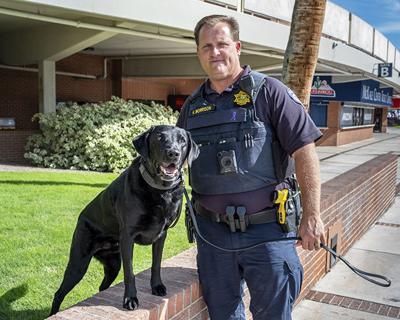 Dog Cop