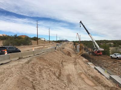 La Cholla Construction