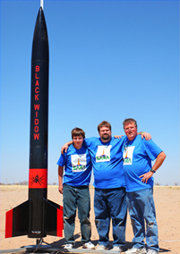 Southern Arizona Rocketry Association holds annual rocket launch