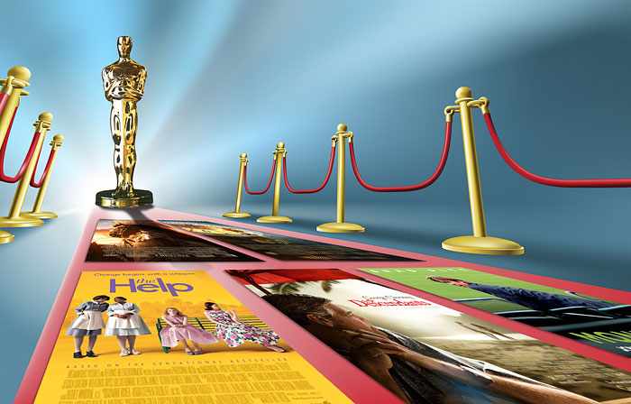 The road to the Oscar