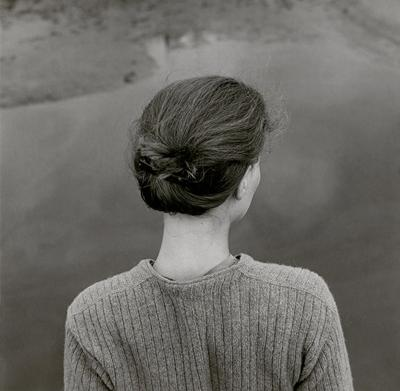 """""""Edith, Chincoteague, Virginia,"""" by Emmet Gowin"""