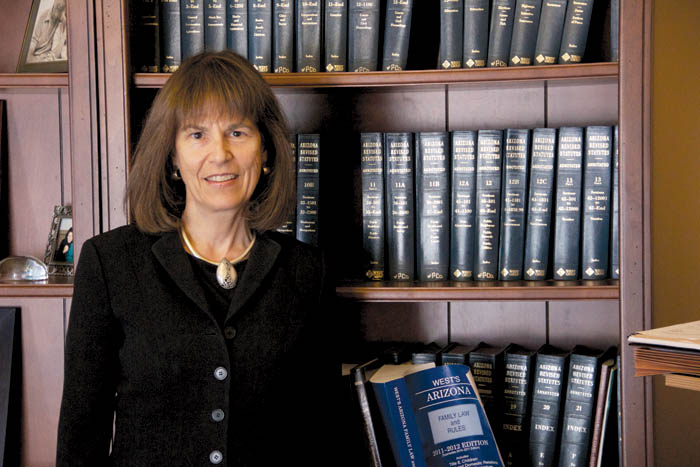 Local family lawyer, McCarthy, after 37 years finds job