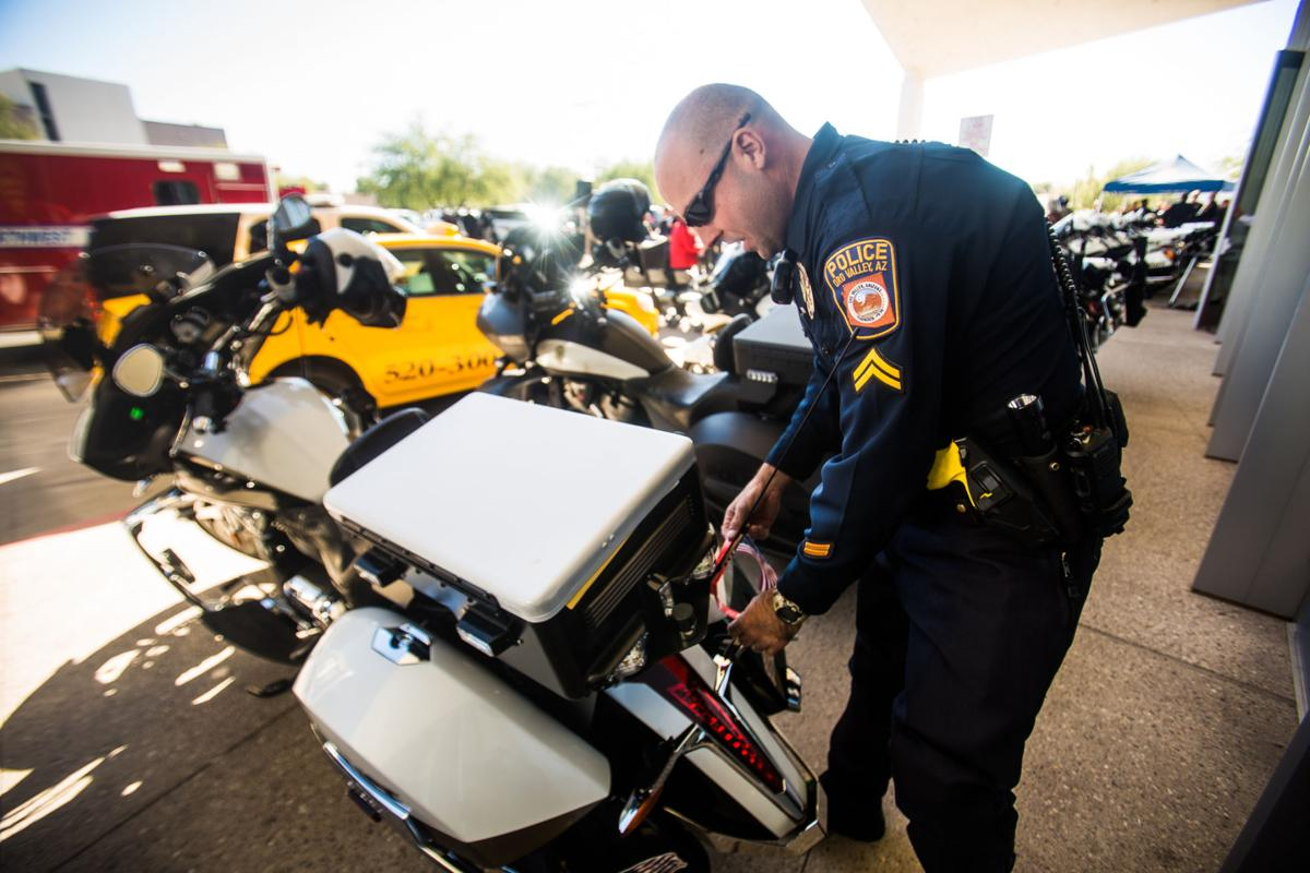 Southern Arizona DUI Enforcement Kickoff