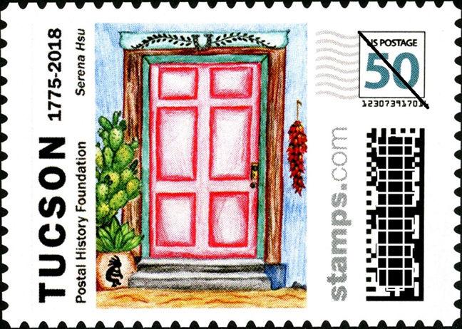 Serena Hsu's Stamp