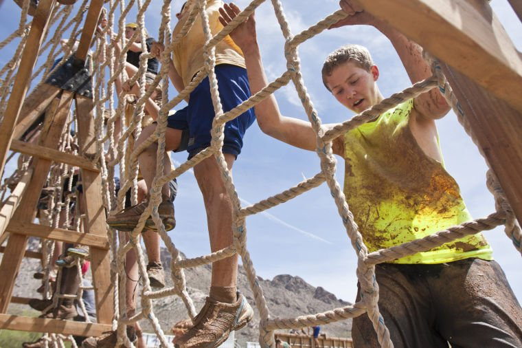 Holy Moly! Mud Run