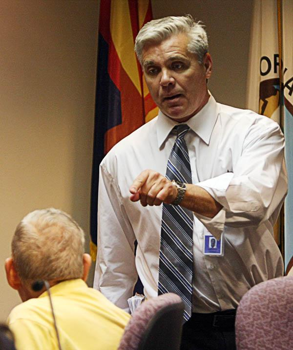 Andrews resigns as OV town manager