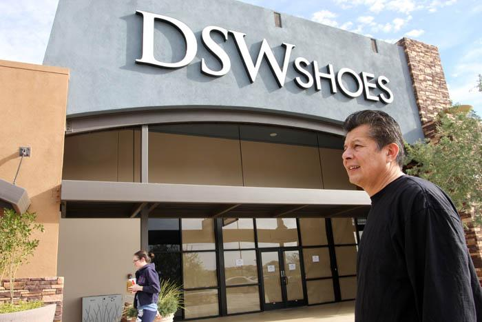 DSW to reopen at Marketplace
