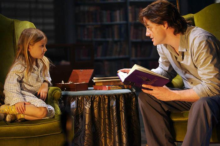NEW AT THE MOVIES: Close book on 'Inkheart'