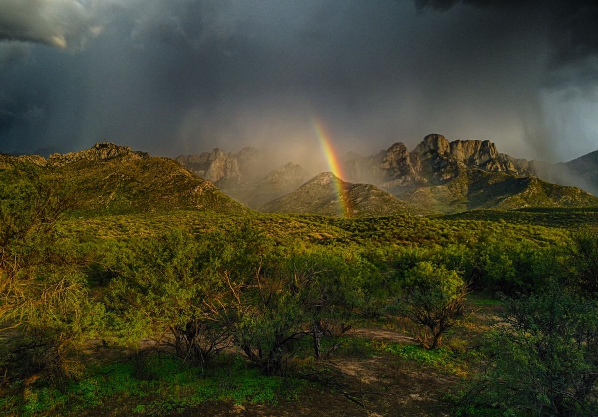 Rainbow in Oro Valley