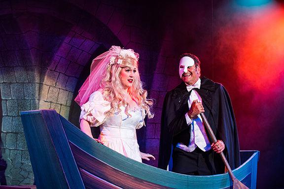 Gaslight's Phantom of the Opera