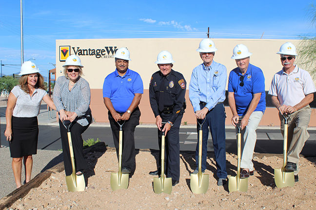 Ground Breaking OVPD