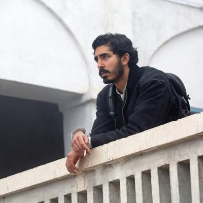 Dev Patel in The Wedding Guest