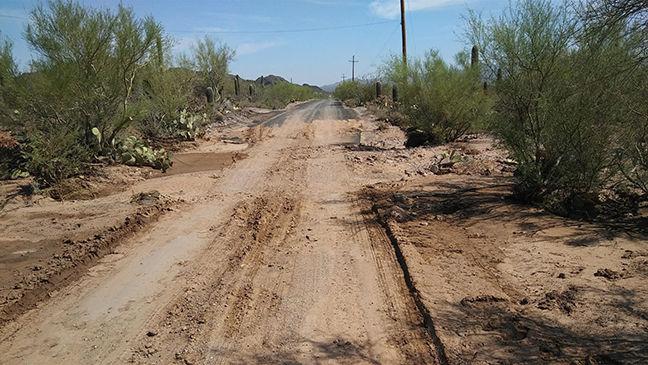 Town of Marana managing monsoon cleanup | Tucson Local Media