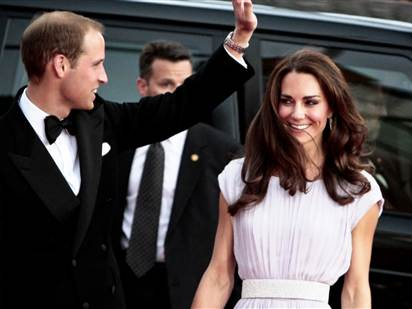 Prince Willilam and Duchess Kate