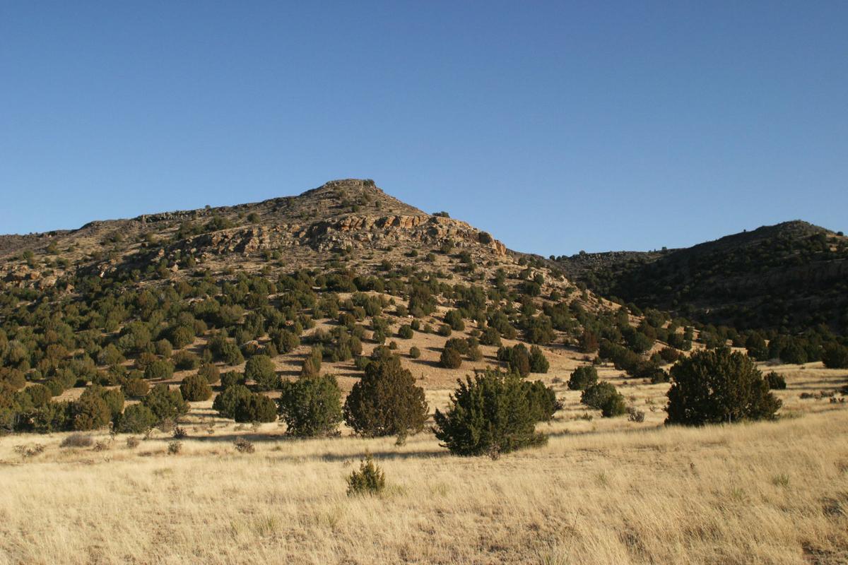 Hiking Oklahoma's High Point