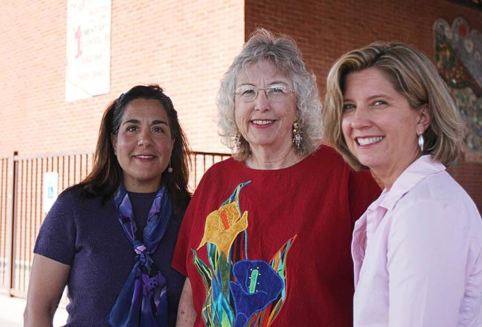 Parents unite for public school funds