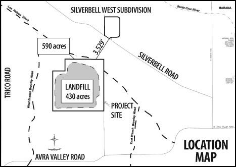 Two views on whether new landfill would impact local property values