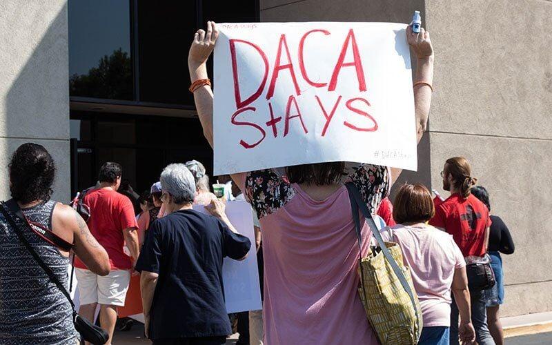 Immigration advocates hail order reinstating DACA; DHS promises appeal |  News | tucsonlocalmedia.com