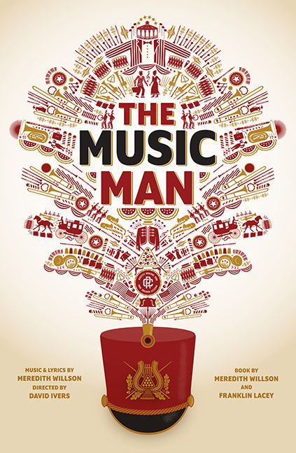 The Music Man poster