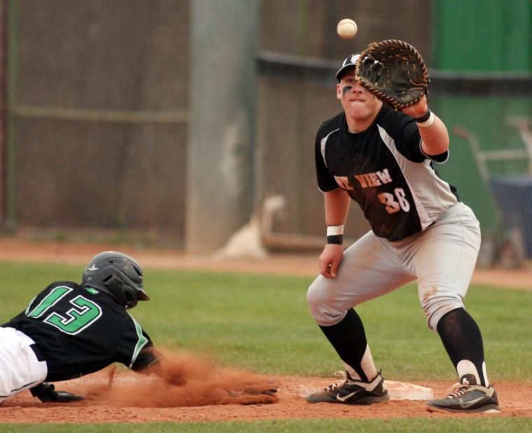 Mountain View High School vs Amphitheater Baseball