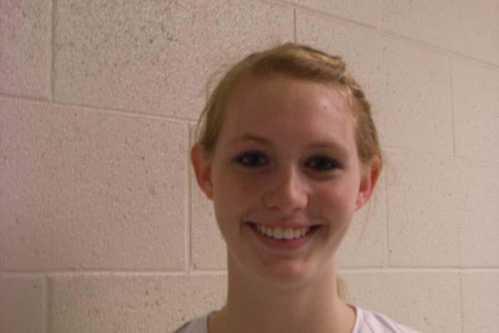 Athlete of the week: Briana Hughes