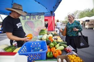 New Farmer's Market at Dove Mountain