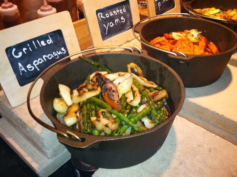 BBQ meets breakfast in Sundance Cafe brunch